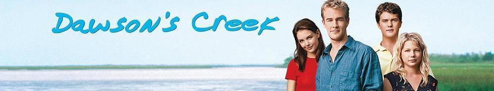 Dawson's Creek TV Show Banner