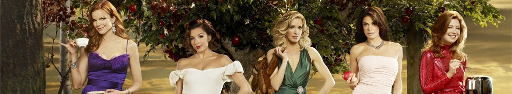 Desperate Housewives TV Show Banner