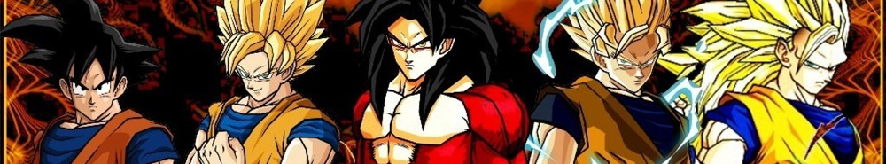 Dragon Ball Z (Dubbed) TV Show Banner
