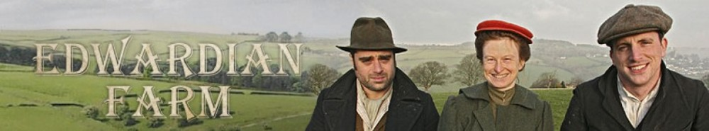 Edwardian Farm (UK) TV Show Banner