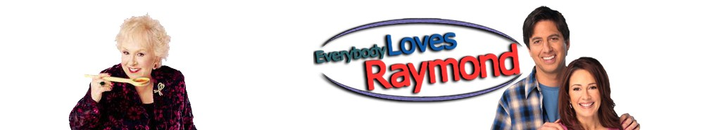 Everybody Loves Raymond TV Show Banner
