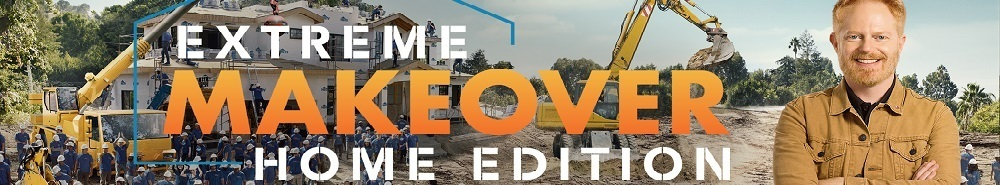 Extreme Makeover: Home Edition TV Show Banner