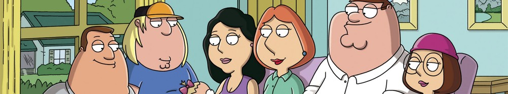 Family Guy TV Show Banner