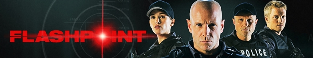 Flashpoint (CA) TV Show Banner