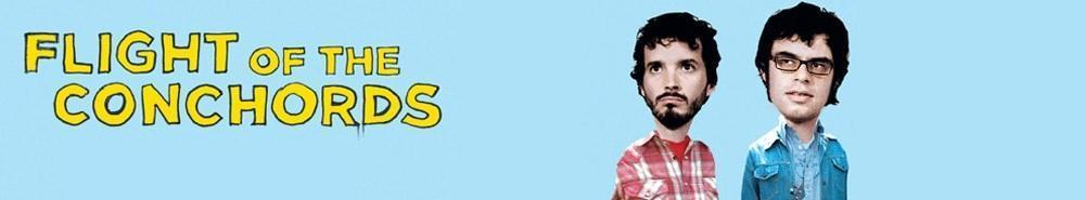 Flight of the Conchords TV Show Banner