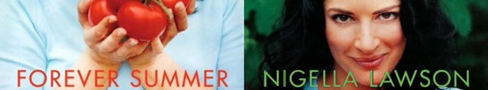 Forever Summer with Nigella (UK) TV Show Banner