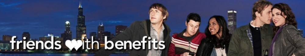 Friends With Benefits TV Show Banner