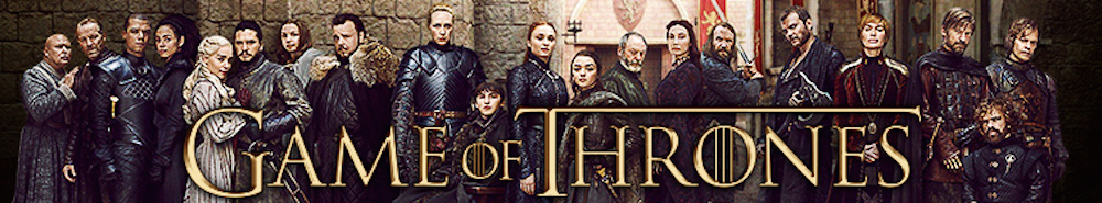 Game of Thrones TV Show Banner
