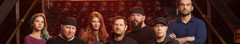 Ghost Hunters TV Show Banner