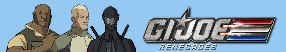 G.I. Joe Renegades TV Show Banner