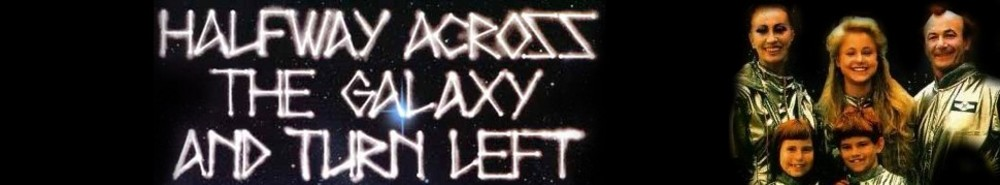 Halfway Across the Galaxy and Turn Left (AU) TV Show Banner