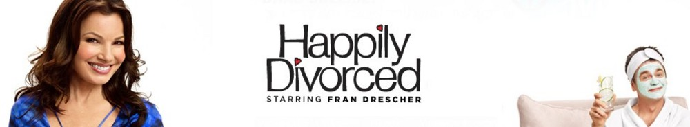 Happily Divorced TV Show Banner