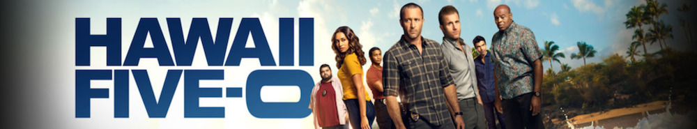 Hawaii Five-0 TV Show Banner