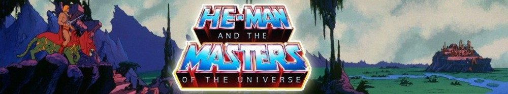 He-Man and the Masters of the Universe (1983) TV Show Banner