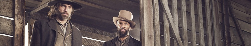 Hell on Wheels TV Show Banner