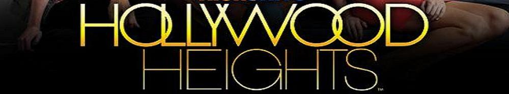 Hollywood Heights TV Show Banner