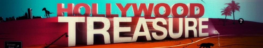Hollywood Treasure TV Show Banner