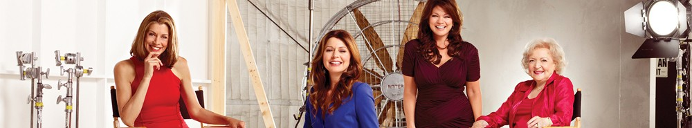 Hot In Cleveland TV Show Banner