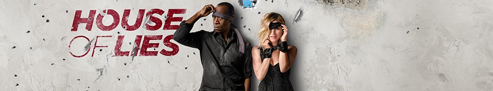 House of Lies TV Show Banner