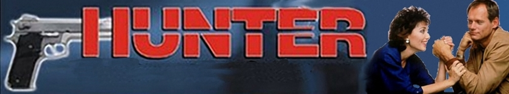 Hunter (1984) TV Show Banner