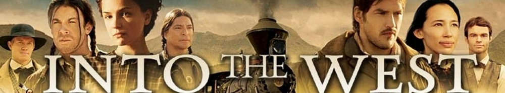 Into the West TV Show Banner