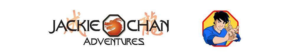 Jackie Chan Adventures TV Show Banner