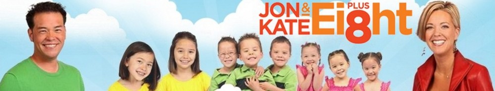 Jon & Kate Plus 8 TV Show Banner