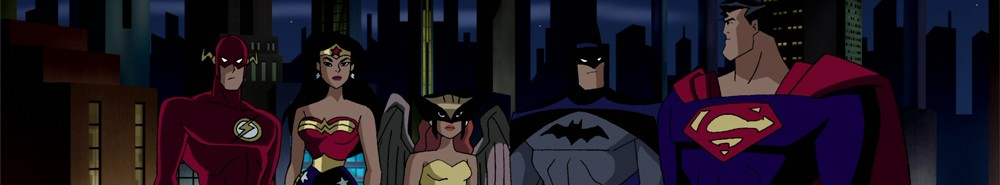 Justice League Unlimited TV Show Banner