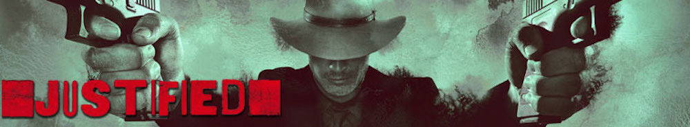 Justified TV Show Banner