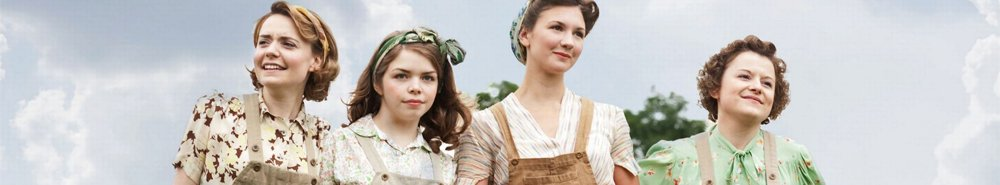 Land Girls (UK) TV Show Banner