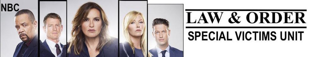Law & Order: Special Victims Unit TV Show Banner