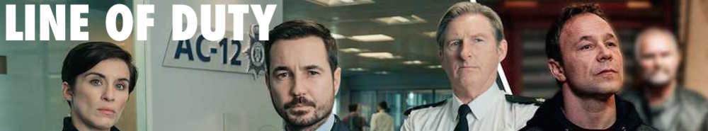 Line of Duty TV Show Banner