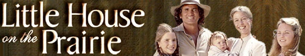 Little House on the Prairie (1974) TV Show Banner