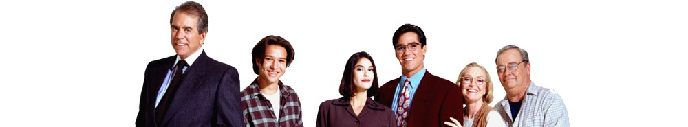 Lois & Clark: The New Adventures of Superman TV Show Banner