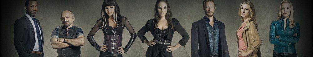 Lost Girl TV Show Banner