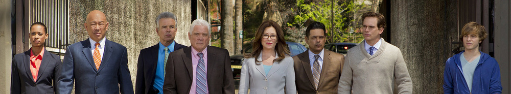 Major Crimes TV Show Banner