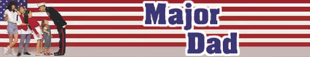 Major Dad TV Show Banner