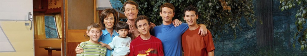 Malcolm in the Middle TV Show Banner