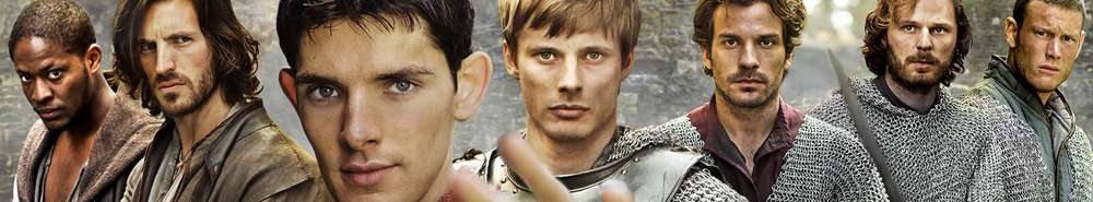 Merlin (UK) TV Show Banner