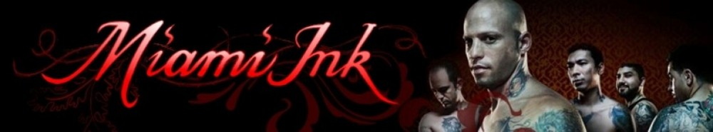 Miami Ink TV Show Banner