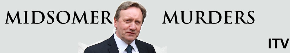 Midsomer Murders (UK) TV Show Banner