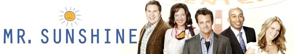 Mr. Sunshine (2010) TV Show Banner