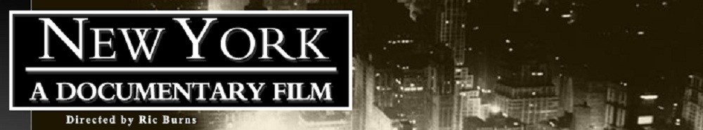 New York: A Documentary Film TV Show Banner