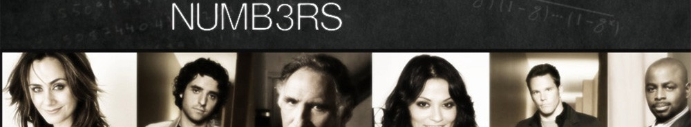Numb3rs TV Show Banner