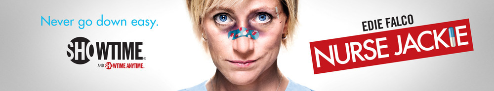 Nurse Jackie TV Show Banner