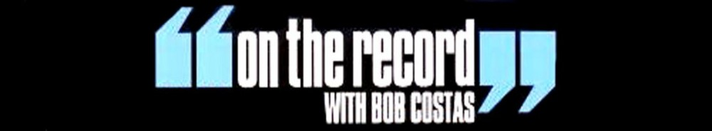 On the Record with Bob Costas TV Show Banner
