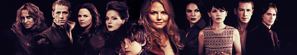 Once Upon a Time TV Show Banner