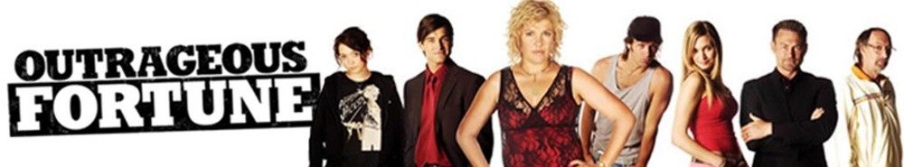 Outrageous Fortune (NZ) TV Show Banner