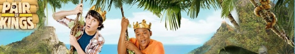 Pair of Kings TV Show Banner
