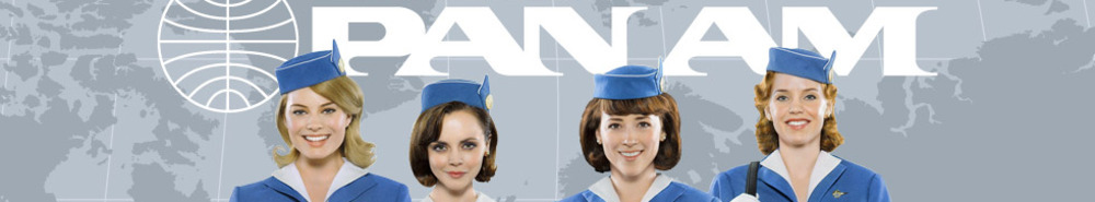 Pan Am TV Show Banner